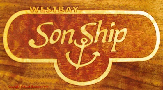 Image of Item No. 2. Any Logo. I.e. Son ship