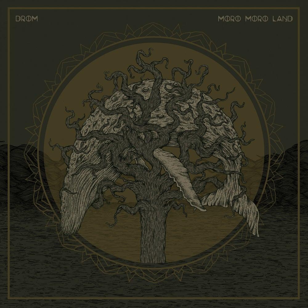 "Image of Drom / Moro Moro Land SPLIT 12"" LP"