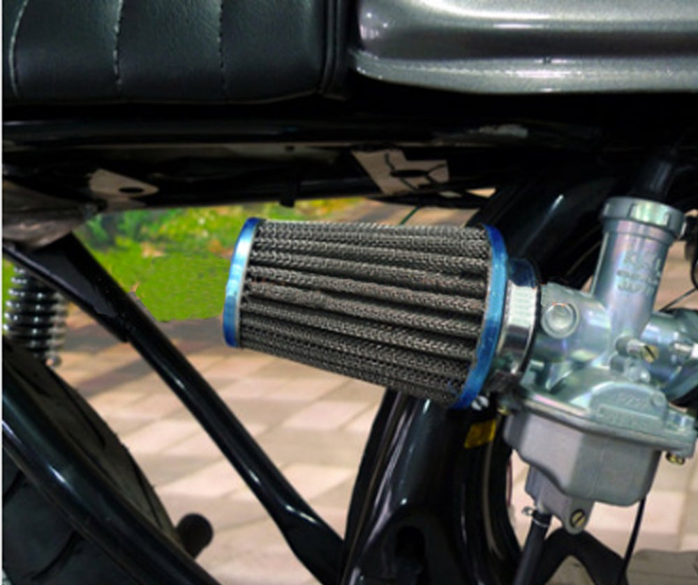 Image of Cafe Racer Power Air Filter for Honda CG125 40mm