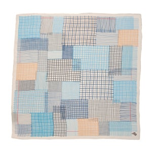 Image of NOTAS (blue) scarf