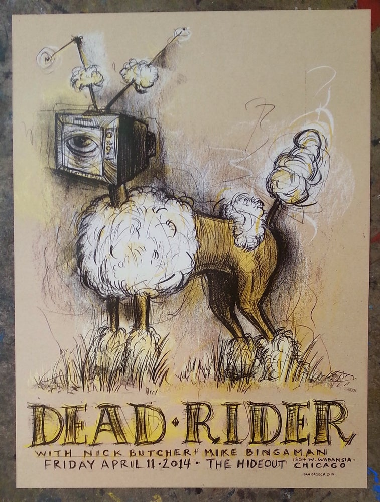 Image of Dead Rider Hideout 2014