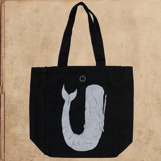 Image of Moby Dick - tote