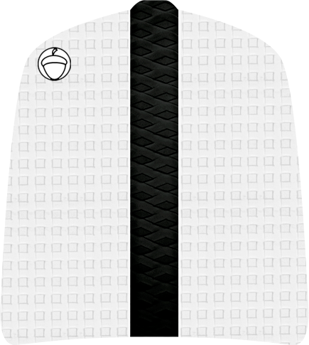 Image of FRONTPAD WHITE/BLACK