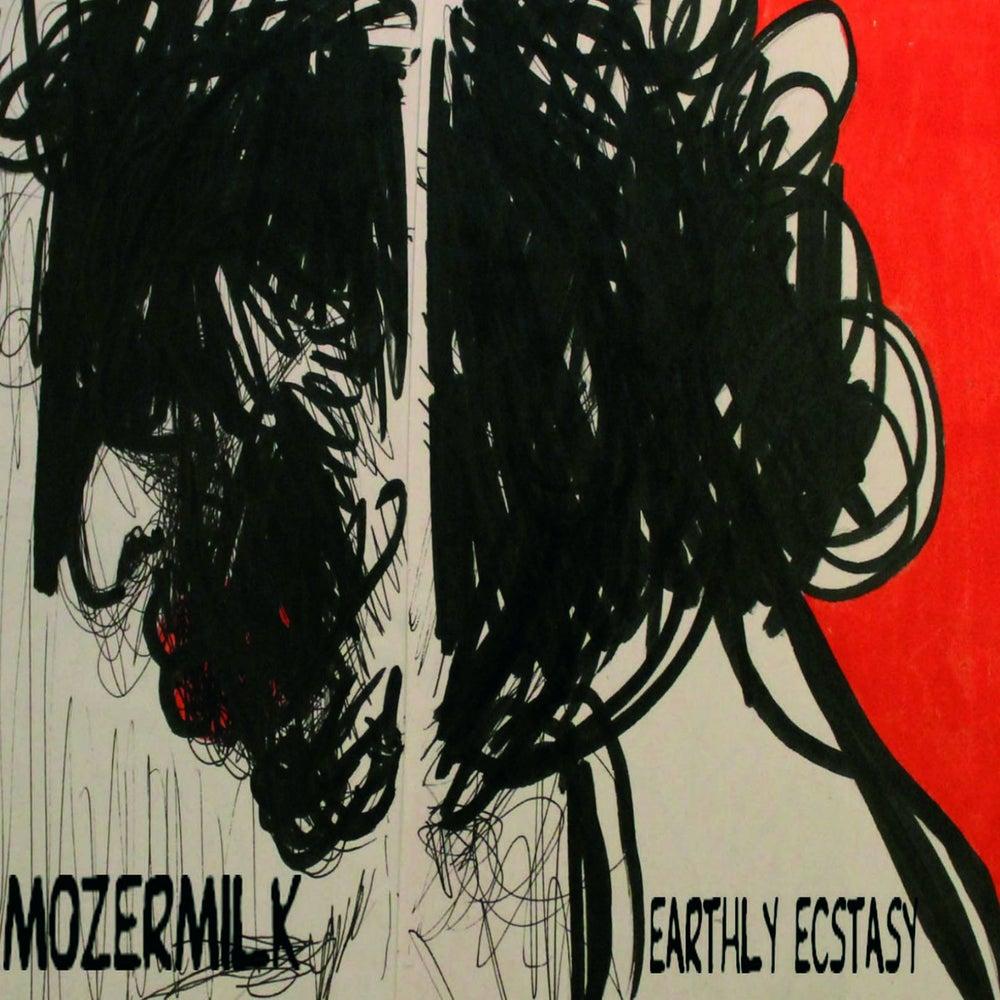 """Image of CD ALBUM MOZERMILK """"Earthly Ecstasy"""" 2014"""