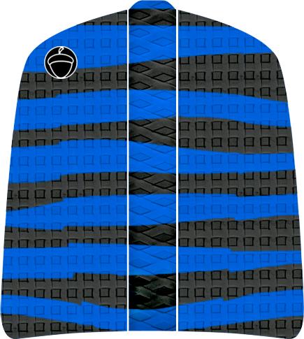 Image of FRONTPAD ZEBRA BLUE