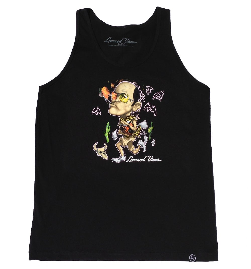 Image of Runnin' Hunter - BLK Tank