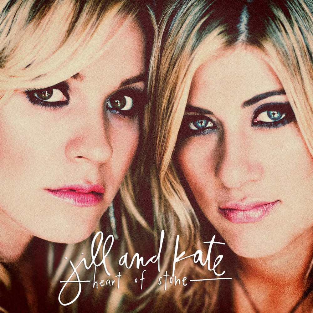Image of JillandKate Heart of Stone CD
