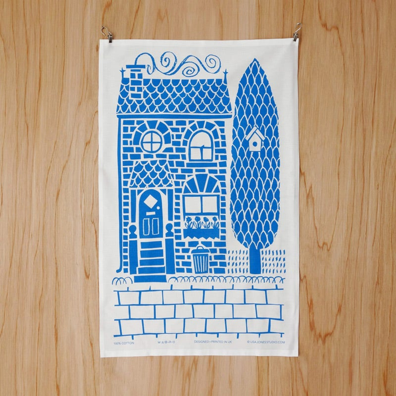 Image of Tea Towel | Town House