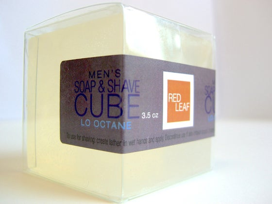 Image of Mens Shaving Soap Cubes, Handmade Shave Soap