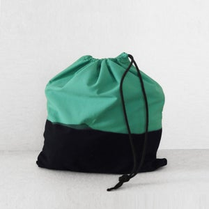 Image of STORAGE BAG turquesa