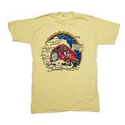 """Image of """"BACK DOOR"""" Vintage Vannin CB t-shirt"""