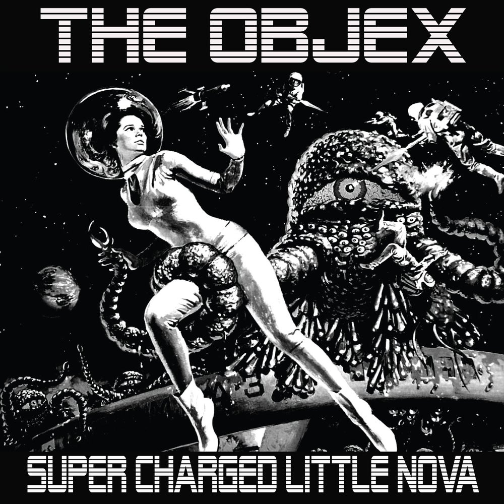 "Image of The Objex ""Super Charged Little Nova Limited addition Poster"