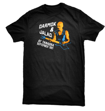 Image of Darmok & Jalad at Tanagra (Front only)