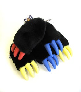 Image of Black Lucky Monster Claws