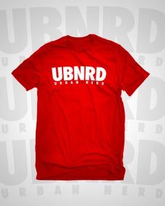 Image of Urban Nerd ™ ACRONYM TEE (RED)