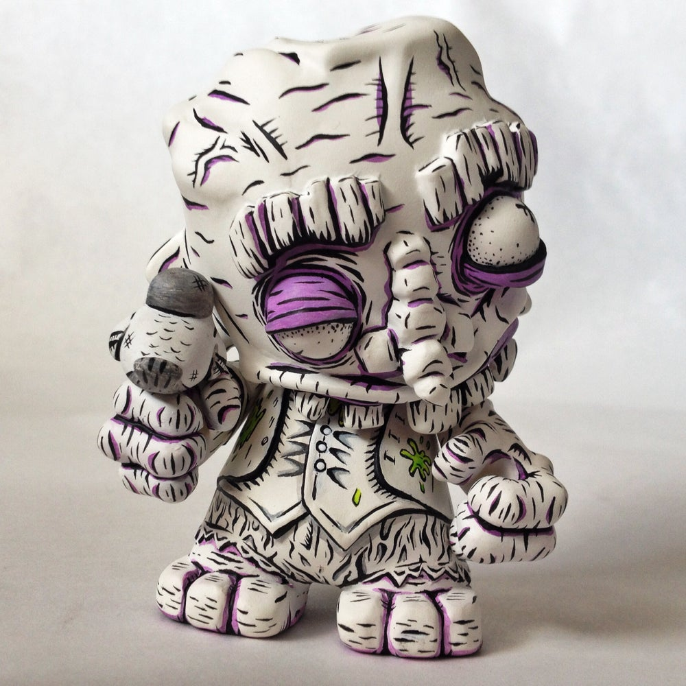 """Image of Lord of Glamis - 4"""" Custom Munny"""