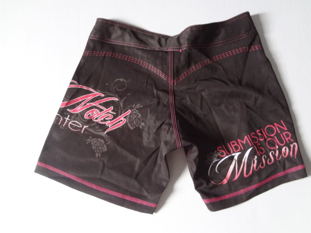 Image of Top Notch Fighter girls shorts (short/pink)