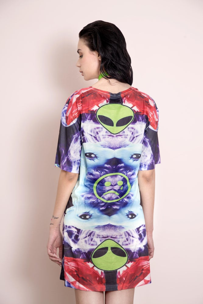 Image of MY LITTLE ALIEN TEE