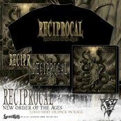 Image of RECIPROCAL - logo shirt CD / DIGIPACK package