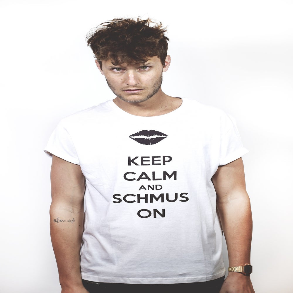 Image of NOWHERE - Keep Calm Tshirt