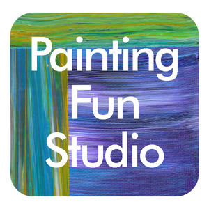 Image of Painting Fun Studio   Saturday, March 21st, 6:30-8:30pm
