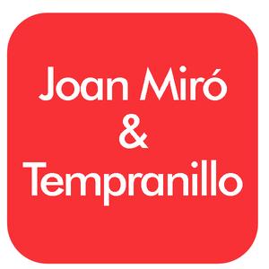 Image of Inspired Pairing™: Joan Miró & Tempranillo   Saturday, April 18, 2-4pm