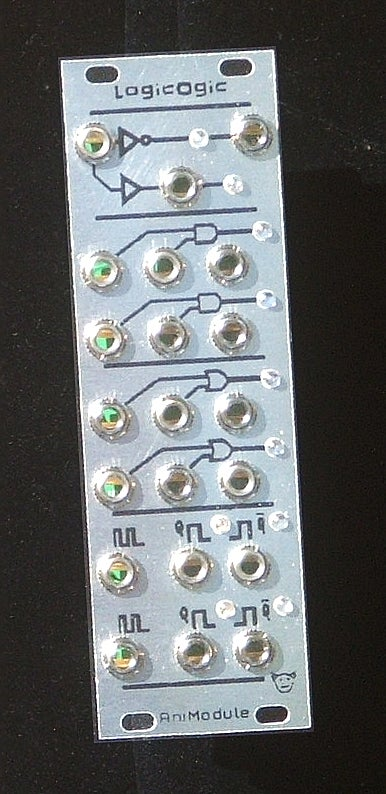 Image of LogicOgic PCBs (set)