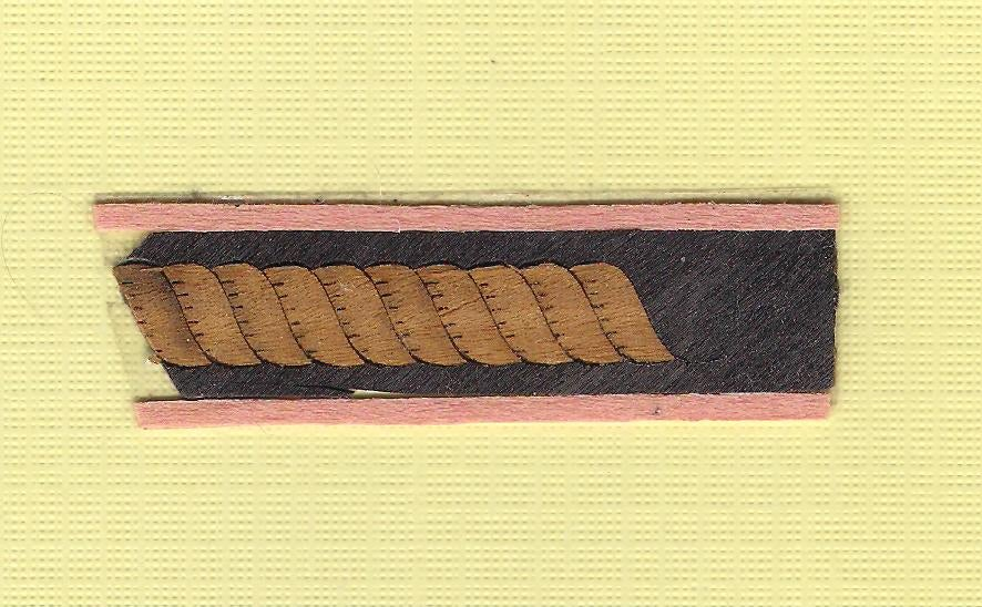 Image of Item No. 37. Nautical Knot Inlay.