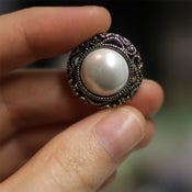 Silver Pearl Plugs (sizes 2g-3/4)