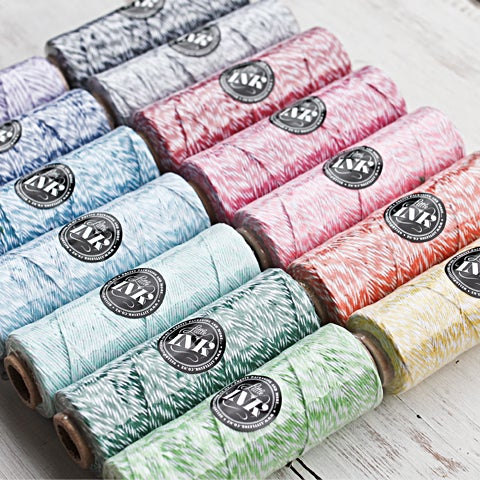 Bulk Bakers Twine 4ply Little Ink Packaging Supplies