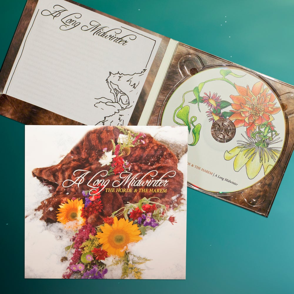 Image of A Long Midwinter (CD)