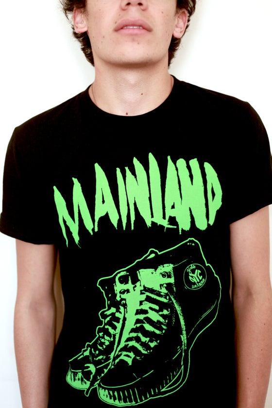 Image of Mainland Zombie Sneaker Tee
