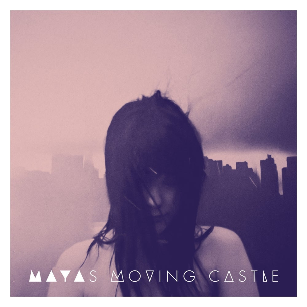 Image of Maya's Moving Castle -	Maya's Moving Castle (CD)