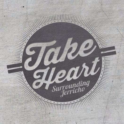 Image of Take Heart Tee