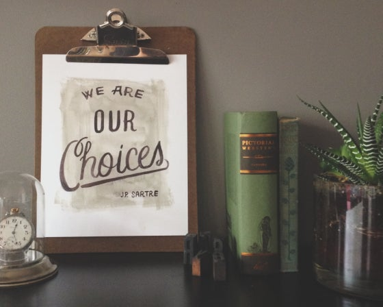 Image of We Are Our Choices