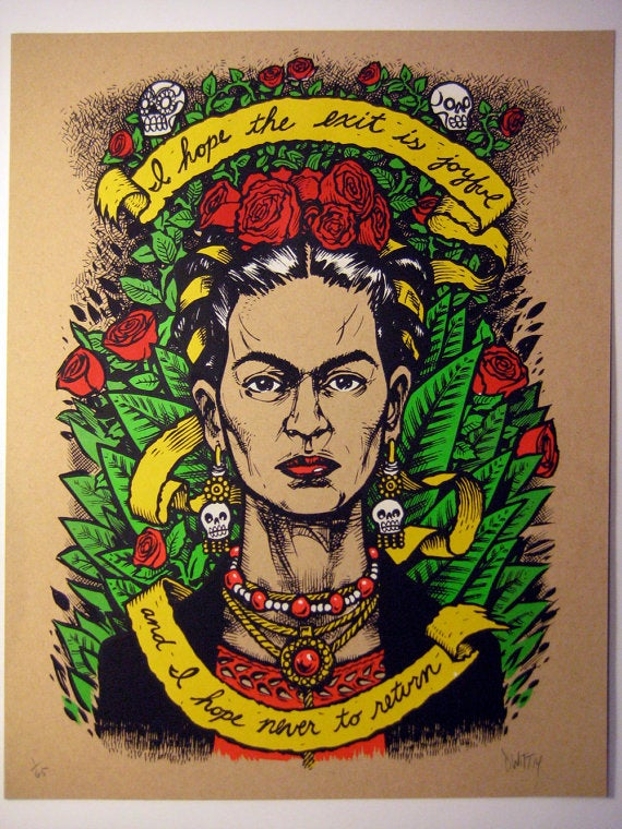 Image of Frida Kahlo Last Words 3rd edition
