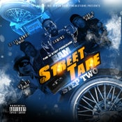 Image of Bams Street Tape Volume 2 (Regular) featuring MIKE D, LIL RANDY, MR. 3-2 OF THE SCREWED UP CLICK