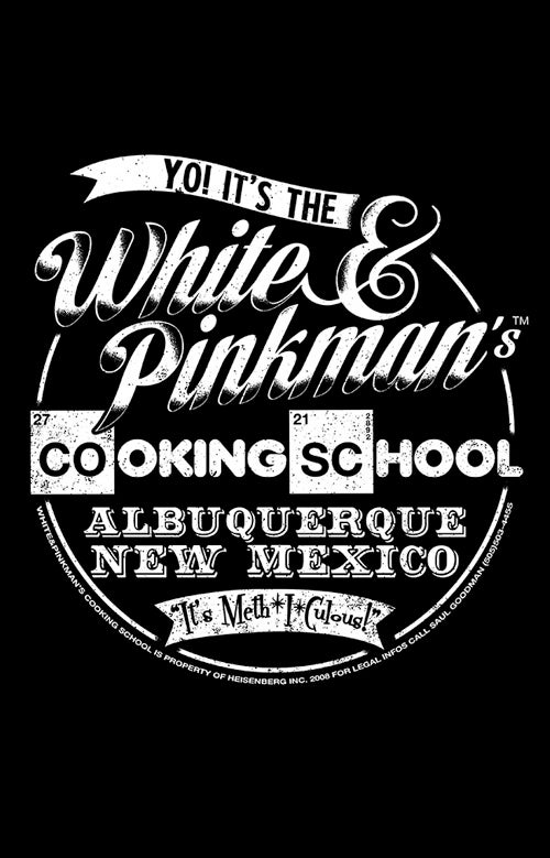 Image of Pinkman's Cooking School