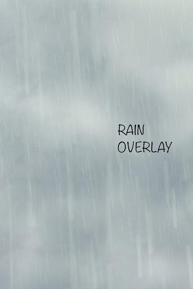 Image of Rain Overlay
