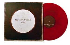 "Image of ""FERAL"" Red Vinyl LP"