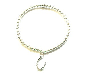 Image of Kool Jewels Horseshoe Charm Bracelet