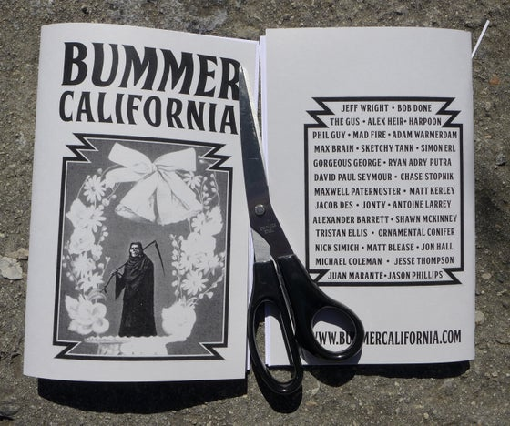 Image of BUMMER CALIFORNIA ZINE