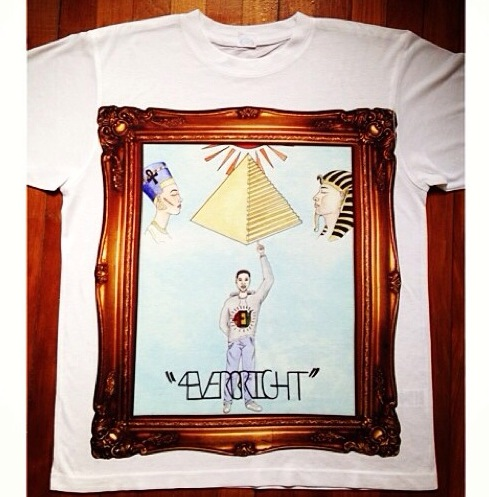 Image of 4EVERBRIGHT Tee