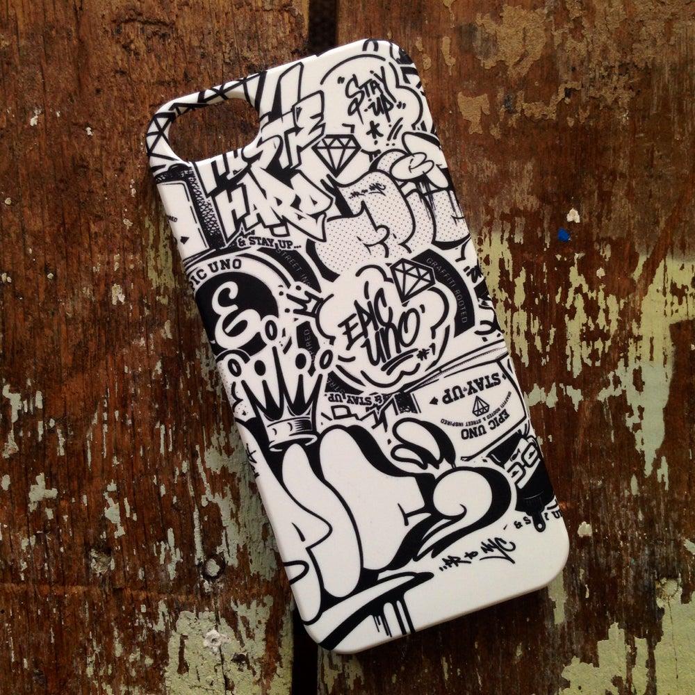 Image of EPIC GRAFFITI BOMB PATTERN - iPhone5/5s/5c
