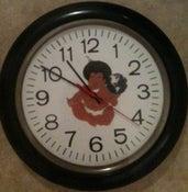 Image of BAM BABY CLOCK