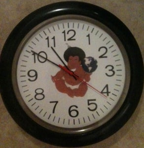 Image of BAM BABY CLOCK