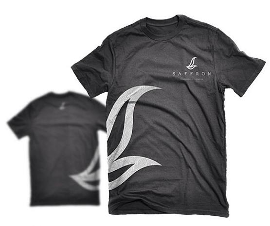 Image of Saffron T-shirt