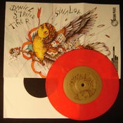 Image of DANIEL STRIPED TIGER/ SINALOA split 7""