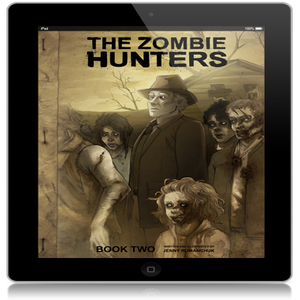 Image of TZH Book Two, Digital Edition