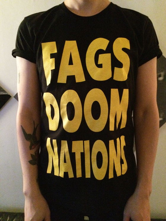 Image of FAGS DOOM NATIONS